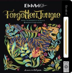 EtchArt: Forgotten Jungle (ISBN: 9781786031419)