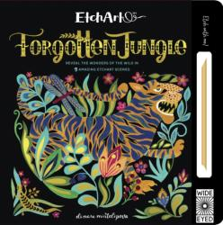 EtchArt: Forgotten Jungle - AJ Wood (ISBN: 9781786031419)