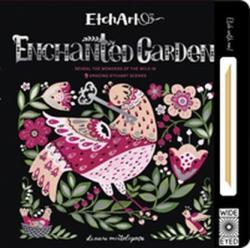 EtchArt: Enchanted Garden - AJ Wood (ISBN: 9781786031402)