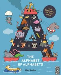 Search and Find Alphabet of Alphabets (ISBN: 9781786030023)