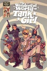 Wonderful World of Tank Girl (ISBN: 9781785862076)
