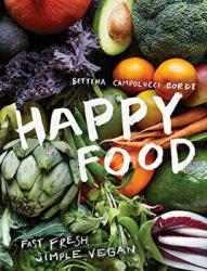 Happy Food - Fast, fresh, simple vegan (ISBN: 9781784881573)