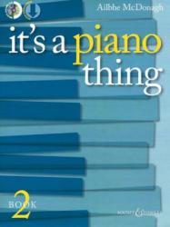 ITS A PIANO THING BOOK 2 - AILBHE MCDONAGH (ISBN: 9781784543129)