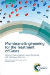 Membrane Engineering for the Treatment of Gases: Volume 2: Gas-Separation Issues Combined with Membrane Reactors (ISBN: 9781782628750)