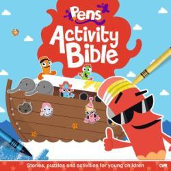 Pens Activity Bible (ISBN: 9781782591535)
