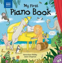 MY FIRST PIANO BOOK (ISBN: 9781781980293)