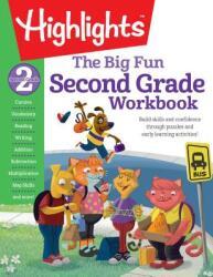 Second Grade Big Fun Workbook (ISBN: 9781684371587)