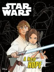 Star Wars: A New Hope Graphic Novel Adaptation (ISBN: 9781684053803)