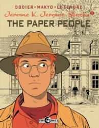 Jerome K. Jerome Bloche Vol. 2 The Paper People - Alain Dodier (ISBN: 9781684052431)