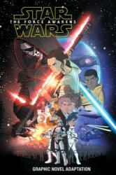 Star Wars: The Force Awakens: Graphic Novel Adaptation (ISBN: 9781684052103)