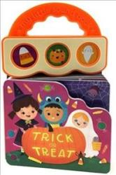 Trick or Treat: 3 Button Handle Book (ISBN: 9781680521979)
