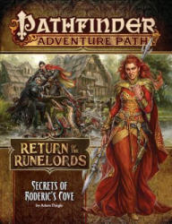 Pathfinder Adventure Path: Secrets of Roderick's Cove (ISBN: 9781640780620)