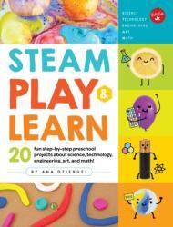 STEAM Play & Learn - Ana Dziengel (ISBN: 9781633225268)