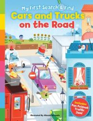 Cars and Trucks on the Road - My First Search & Find (ISBN: 9781633224797)