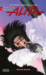 Battle Angel Alita Deluxe Edition 4 (ISBN: 9781632366016)