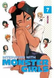 Interviews With Monster Girls 7 (ISBN: 9781632364883)