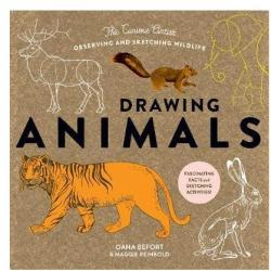 Drawing Wild Animals - Essential Techniques and Fascinating Facts for the Curious Artist (ISBN: 9781631593499)