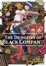 The Dungeon of Black Company Vol. 2 (ISBN: 9781626929043)