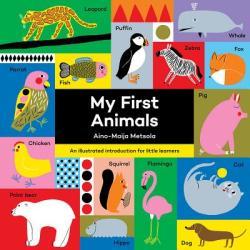 My First Animals (ISBN: 9781626869691)