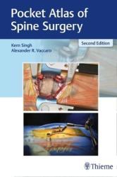 Pocket Atlas of Spine Surgery - Kern Singh, Alexander R. Vaccaro (ISBN: 9781626236233)