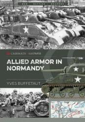 Allied Armor in Normandy (ISBN: 9781612006079)