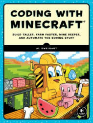 Coding With Minecraft - Al Sweigart (ISBN: 9781593278533)