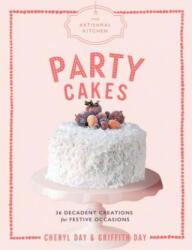 Artisanal Kitchen: Party Cakes (ISBN: 9781579658595)
