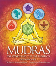 Mudras for Awakening the Five Elements Deck & Book Set (ISBN: 9781572818767)