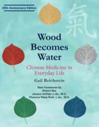 Wood Becomes Water - Gail Reichstein (ISBN: 9781568365886)