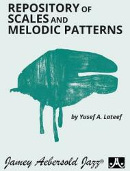 Repository of Scales and Melodic Patterns: Spiral-Bound Book (ISBN: 9781562242947)