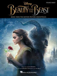 Beauty and the Beast: Music from the Disney Motion Picture Soundtrack (ISBN: 9781540000729)