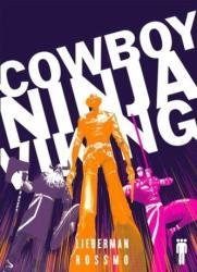 Cowboy Ninja Viking Deluxe TP (ISBN: 9781534306448)