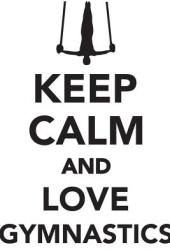 Keep Calm Love Gymnastics Workbook of Affirmations Keep Calm Love Gymnastics Workbook of Affirmations: Bullet Journal, Food Diary, Recipe Notebook, Pl (ISBN: 9781526959577)