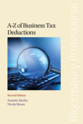 A-Z of Business Tax Deductions (ISBN: 9781526507310)