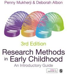 Research Methods in Early Childhood - An Introductory Guide (ISBN: 9781526423719)