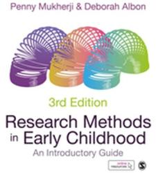 Research Methods in Early Childhood - An Introductory Guide (ISBN: 9781526423702)
