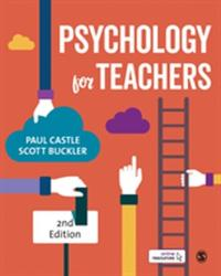 Psychology for Teachers (ISBN: 9781526413550)