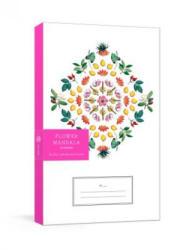 Flower Mandala Week-at-a-Glance Diary (ISBN: 9781524759087)