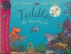 Tiddler Book. Book + CD (ISBN: 9781407109893)