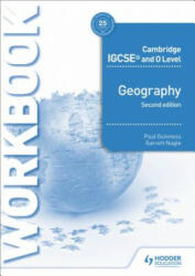Cambridge IGCSE and O Level Geography Workbook 2nd edition (ISBN: 9781510421387)