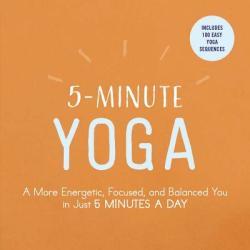 5-Minute Yoga - Adams Media (ISBN: 9781507206324)