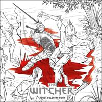 Witcher Adult Coloring Book (ISBN: 9781506706375)