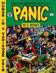 Ec Archives, The: Panic Volume 2 - Al Feldstein (ISBN: 9781506702711)