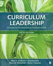 Curriculum Leadership: Strategies for Development and Implementation (ISBN: 9781506363172)