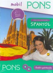 Pons Mobil Nyelvtanfolyam Spanyol (ISBN: 9789639641686)