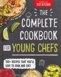 Complete Cookbook for Young Chefs (ISBN: 9781492670025)