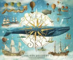 Ocean Meets Sky (ISBN: 9781481470377)
