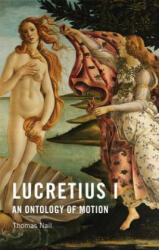 Lucretius I - An Ontology of Motion (ISBN: 9781474434676)