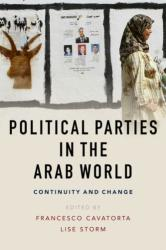 Political Parties in the Arab World - Continuity and Change (ISBN: 9781474424073)