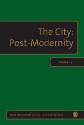 City: Post-Modernity (ISBN: 9781473937703)